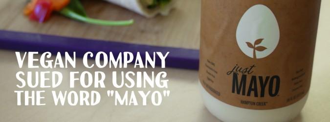 Just Mayo labeling violation