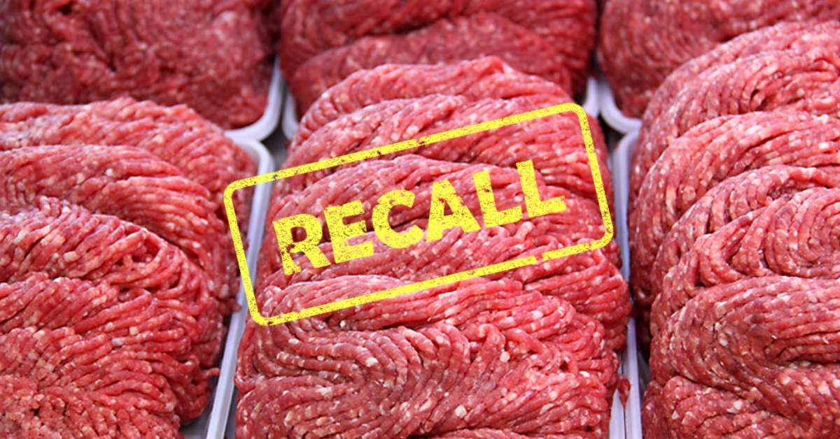A Texas company is recalling beef products after it was discovered they were produced without a USDA inspector present